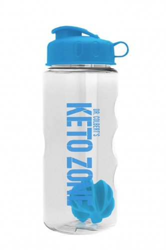 Keto-Zone-Shaker-Bottle