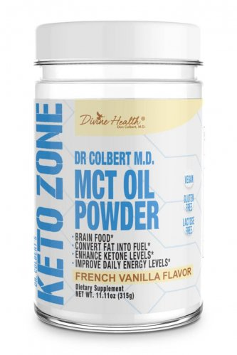 Mct Oil Powder French Vnilla