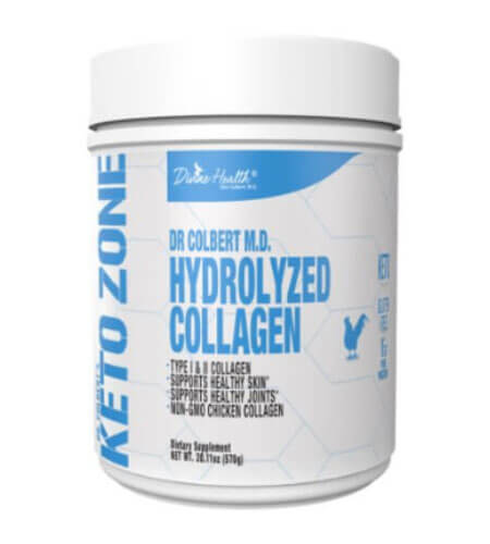 Keto Zone Hydrolysed Chicken Collagen