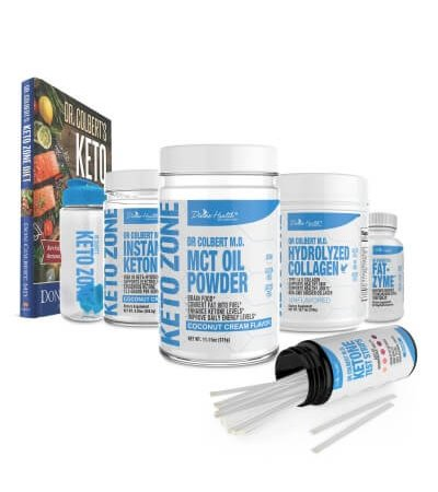 Keto Zone Starter Kit