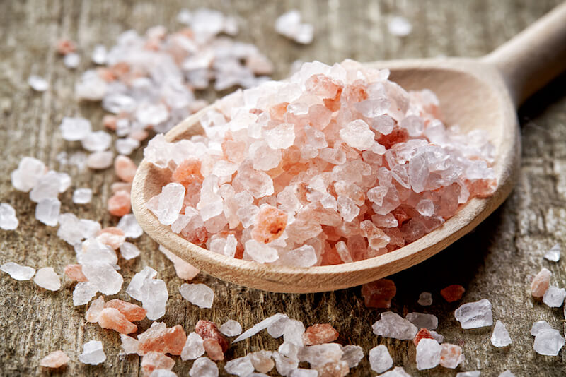 what is pink salt necessary for keto diet